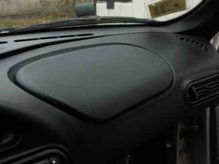 Заглушка на торпедо от АЭРБЕГА - Chevrolet NIVA