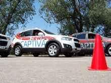 Chevrolet Captiva получил 5 звезд по безопасности в EuroNCAP