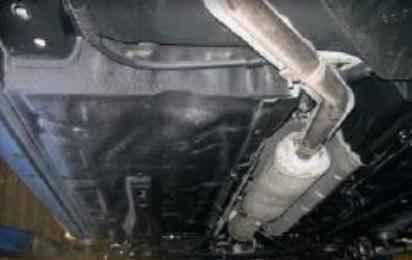 Антикоррозийная обработка Chevrolet Lacetti