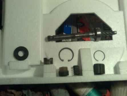Ремонт рулевой рейки без ГУР на Chevrolet Aveo