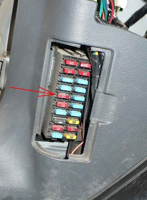 Замена кислородного датчика Chevrolet Lanos