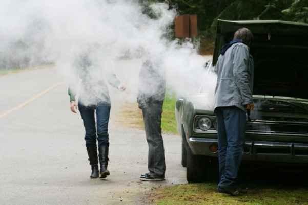 перегрев двигателя автомобиля, причины и последствия
