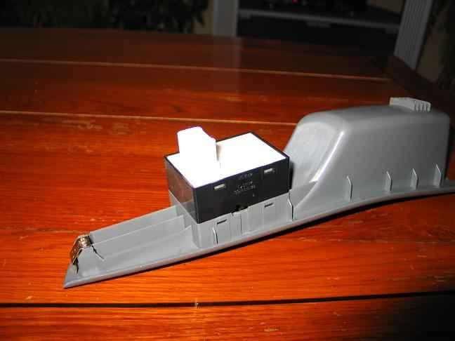 Как поменять подсветку торпедо