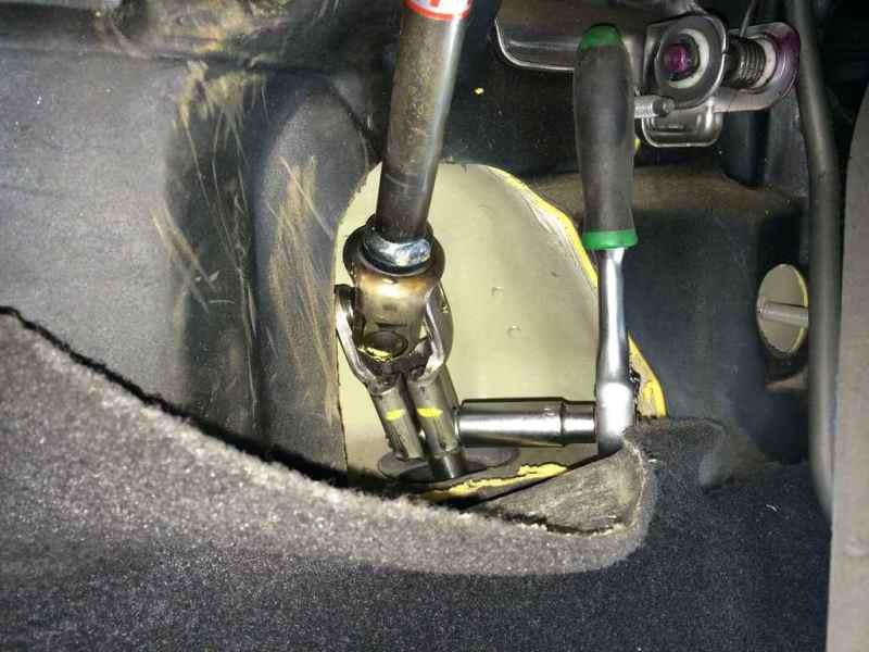 Ремонт рулевой рейки своими руками каптива