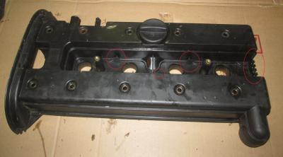 Замена катушки зажигания на LDA двигатель Lacetti